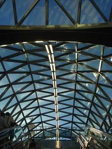 lucernario arquitectonico